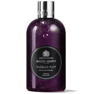 Molton Brown Muddled Plum Bath and Shower Gel 300ml