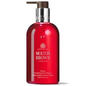 Molton Brown Festive Frankincense and All Spice Fine Liquid Hand Wash 300ml