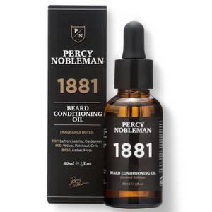 Percy Nobleman 1881 Beard oil