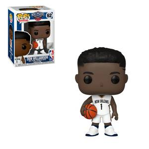 NBA Pelicans Zion Williamson Pop! Vinyl Figure