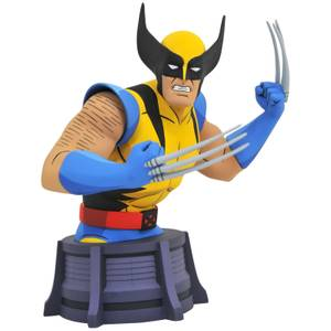 Diamond Select Marvel Animated Bust - Wolverine