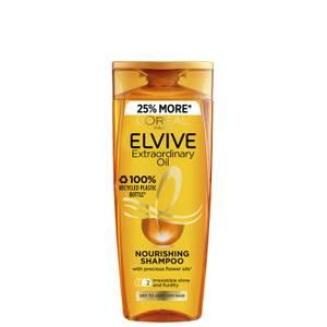 L'Oréal Paris Elvive Extraordinary Oil Shampoo for Dry Hair 500ml