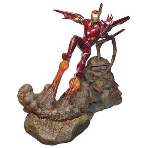 Statuette Iron Man Mk50, Avengers3, Marvel Premier– Diamond Select