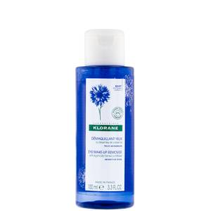 KLORANE Eye Make-Up Remover with Organically Farmed Cornflower 100ml