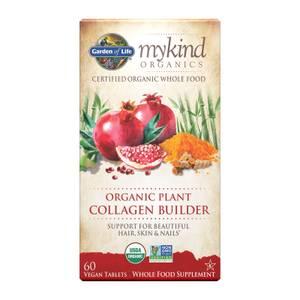 mykind Organics Plant Collagen Builder - 60 Tablets