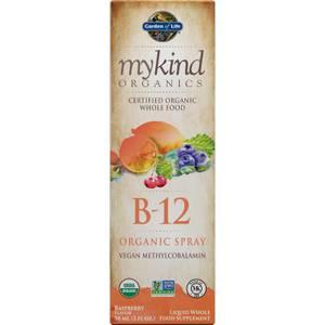 mykind Organics Спрей с витамином B12 - 58 мл