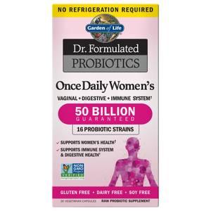Dr. Formulated Пробиотики для женщин - 30 капсул