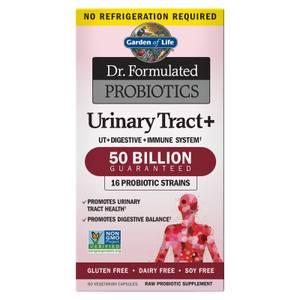 Dr. Formulated Здоровье мочевыводящих путей - 60 капсул