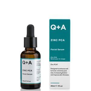 Q+A Zinc PCA Facial Serum 30ml
