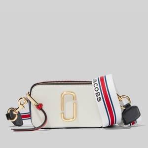 Marc Jacobs Women's Snapshot Cross Body Bag - Coconut Multi