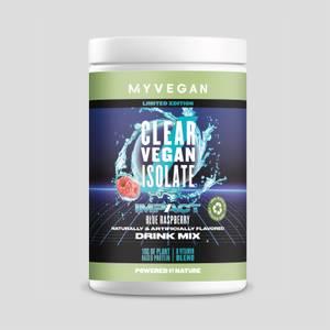 Clear Vegan Isolate - Suco de Proteína Vegana Isolada