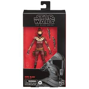 Hasbro Star Wars Black Series Zorii Bliss Action Figure