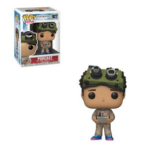 Ghostbusters: Afterlife Podcast Funko Pop! Vinyl