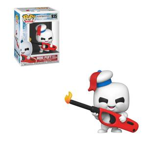Ghostbusters: Afterlife Mini Puft with Lighter Funko Pop! Vinyl