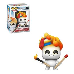 Ghostbusters: Afterlife Mini Puft on Fire Funko Pop! Vinyl