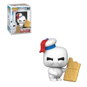 Ghostbusters: Afterlife Mini Puft with Graham Cracker Funko Pop! Vinyl