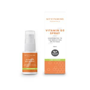 Spray Vegan cu Vitamina D3