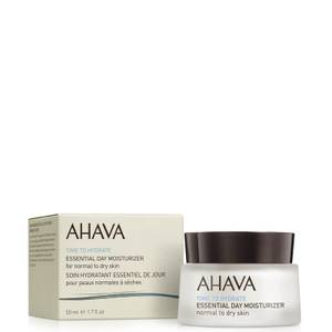 AHAVA Essential Day Moisturizer for Normal to Dry Skin 1.7 oz
