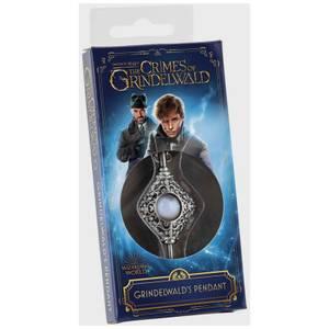 Les Animaux Fantastiques Pendentif Grindelwald (Costume)