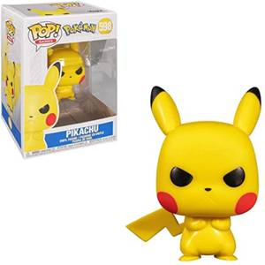 Pokemon Pikachu Pop! Vinyl Figure