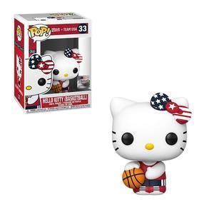 Sanrio Hello Kitty Basketball Funko Pop! Vinyl