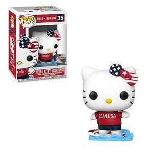 Sanrio Hello Kitty Surfing Funko Pop! Vinyl