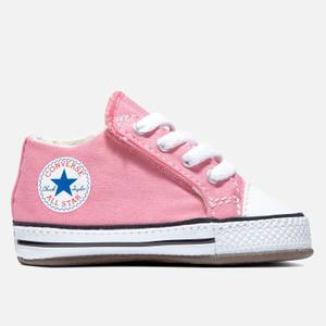 Converse Babies' Chuck Taylor All Star Cribster Soft Trainers - Pink