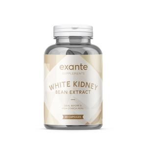 White Kidney Bean Extract Capsules  - 60 Capsules