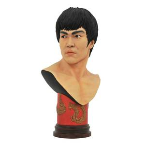 Diamond Select Movie Legends In 3D 1/2 Scale Bust - Bruce Lee