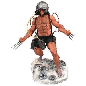 Diamond Select Marvel Gallery PVC Figure - Comic Weapon-X