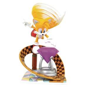 Diamond Select Sonic The Hedgehog Gallery PVC Figure - Tails