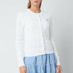 Polo Ralph Lauren Women's Cardigan - White