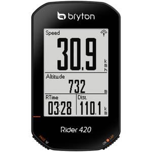 Bryton Rider 420E GPS Cycle Computer