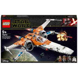 LEGO® Star Wars™: Poe Damerons X-Wing Starfighter™ (75273)