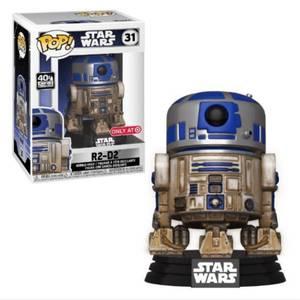 Star Wars - R2S2 Dagobah Figura Funko Pop! Vinyl