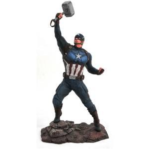 Diamond Select Marvel Gallery Avengers: Endgame PVC Figure - Captain America