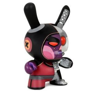 Kidrobot Void Mecha Half Ray by Dirty Robot 5 Inch Dunny Vinyl Figure