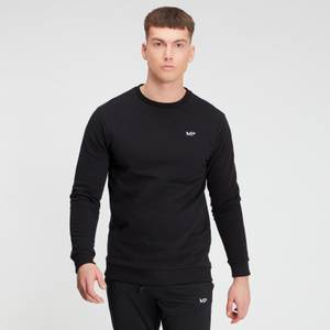MP Essentials Sweater för män – Svart