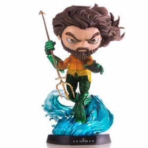 Iron Studios DC Comics Aquaman Mini Co. Deluxe PVC Figure Aquaman 19 cm