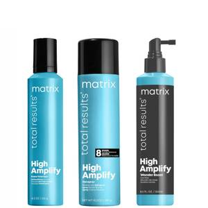 Matrix Total Results High Amplify Styling Trio