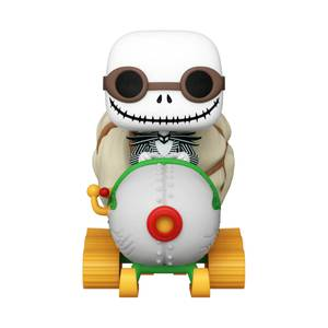 Nightmare Before Christmas Jack on a Snowmobile Funko Pop! Ride Deluxe