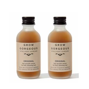 Grow Gorgeous Hair Growth Serum Original Duo 2 x 60ml