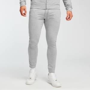 Jogging slim MP Form pour hommes – Gris chiné
