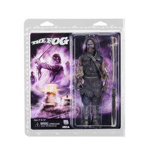 "NECA The Fog - 8"" Clothed Figure - Captain Blake"