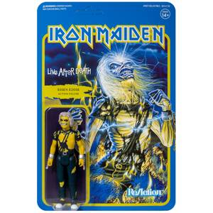 Super7 Iron Maiden ReAction Figure - Live After Death