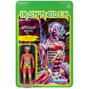 Super7 Iron Maiden ReAction Figure - Somewhere In Time