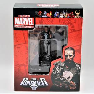 Eaglemoss Marvel Figurines Punisher