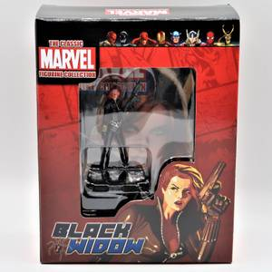 Eaglemoss Marvel Figurines Black Widow