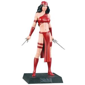 Eaglemoss Marvel Figurines Elektra