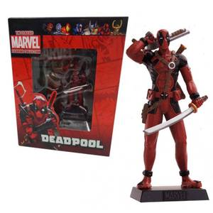 Eaglemoss Marvel Figurines Deadpool